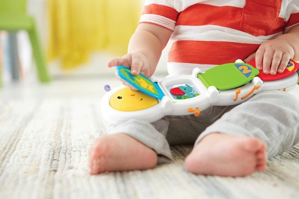 Picture of Fisher Price Κάμπια Δραστηριωτήτων #DHW14