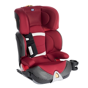 Picture of Chicco Κάθισμα Αυτοκινήτου Oasys 2-3 FixPlus EVO, 15-36kg. Red Passion