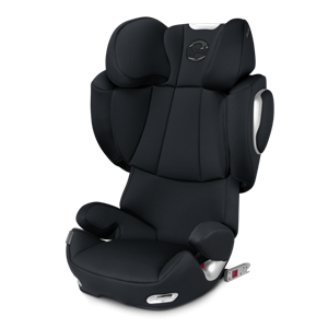 Εικόνα της Cybex Παιδικό Κάθισμα Solution Q3 Fix 15-36kg. StarDust Black