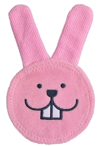 Εικόνα της MAM Λαγουδάκι Καθαρισμού Στοματικής Κοιλότητας Oral Care Rabbit, 0+ Μηνών, Ροζ