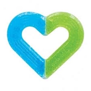 Εικόνα της Munchkin Μασητικό Καρδιά με Τζελ Ice Glace Σιέλ