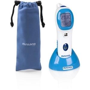 Εικόνα της MiniLand Θερμόμετρο αυτιού - μετώπου Thermotalk Plus