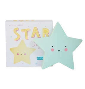 Picture of Φωτάκι Νυκτός Mini Star Light Mint
