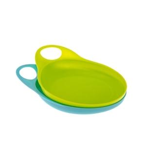 Εικόνα της Brother Max Easy Hold Plates - Πιάτα Φαγητού Σιέλ - Λαχανί 2 τεμ.