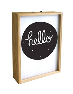 Picture of Poster lightbox
