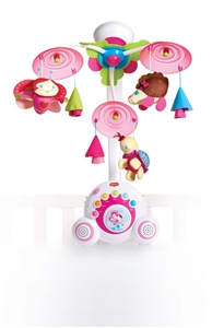 Εικόνα της Tiny Love™ Μουσικό περιστρεφόμενο Tiny Princess Soothe and Groove Mobile