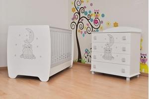Εικόνα της Babyhood Βρεφικό Δωμάτιο Finn