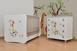 Εικόνα της Babyhood Βρεφικό Δωμάτιο Bee