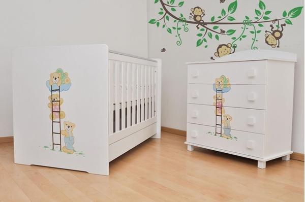 Picture of Babyhood Βρεφικό Δωμάτιο Plato