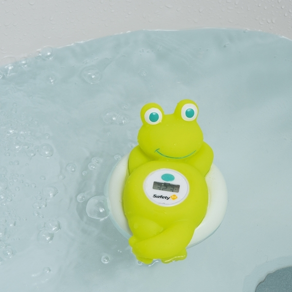 Picture of Safety 1st Ψηφιακό Θερμόμετρο Μπάνιου Frog