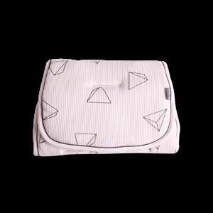 Minene Κάλυμμα Πικέ 3D Pink