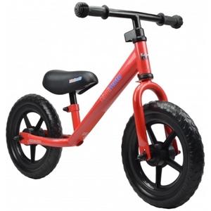 KiddiMoto Ποδήλατο Ισορροπίας Super Junior Red