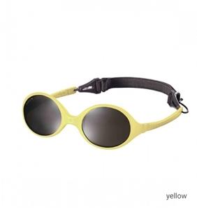 KiETLa Γυαλιά Ηλίου 0-18 Μηνών - Diabola - Yellow