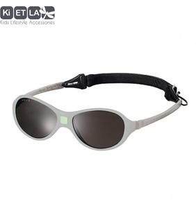 KiETLa Γυαλιά Ηλίου JokaKi 12-30 Μηνών - Light Grey