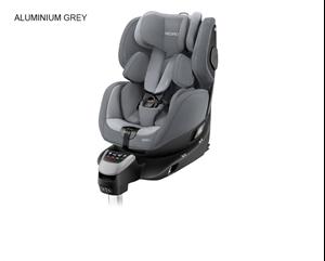 Recaro Παιδικό Κάθισμα Αυτοκινήτου Zero. 1 i-Size, Aluminium Grey