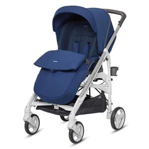 Inglesina Παιδικό Καρότσι Trilogy Comfort Touch, Cobalt Blue