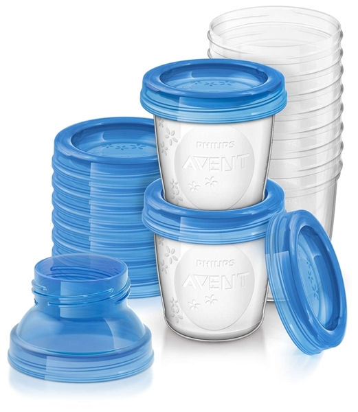 Philips Avent Δοχεία αποθήκευσης μητρικού γάλακτος