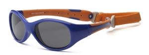 Real Shades Γυαλιά Ηλίου Explorer Baby, 0-2 Ετών, Navy/Orange