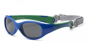Real Shades Γυαλιά Ηλίου Explorer Baby, 0-2 Ετών, Royal Green