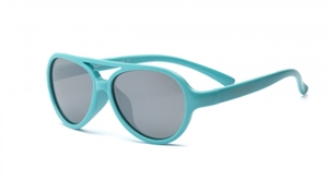 Real Shades Γυαλιά Ηλίου Toddler Sky, 2-4 Ετών, Aqua