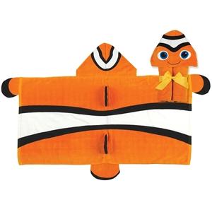 Παιδική πετσέτα με κουκούλα, Clownfish