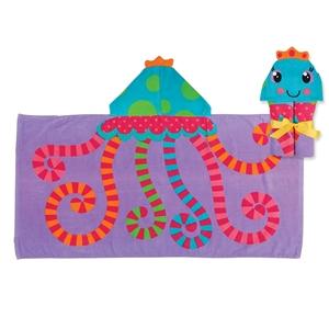 Παιδική πετσέτα με κουκούλα, Jellyfish