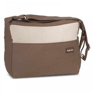 Inglesina Trilogy Bag, Comfort Touch, COFFEE CREAM