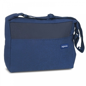 Inglesina Trilogy Bag, Comfort Touch, COBALT BLUE