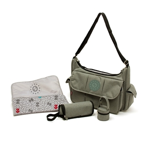 Fisher Price Τσάντα Αλλαγής Mama Bag, Grey