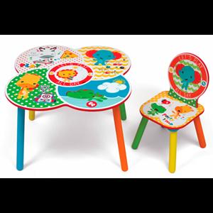 Fisher Price Σετ Τραπέζι Με Καρέκλα