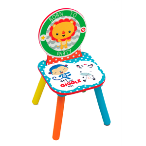 Fisher Price Καρέκλα Ξύλινη
