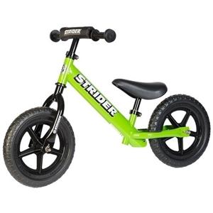 Strider Παιδικό Ποδήλατο Ισορροπίας, Green