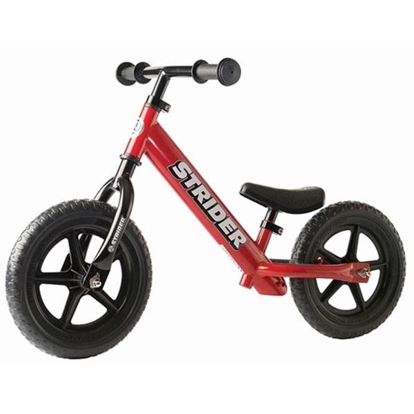 Strider Παιδικό Ποδήλατο Ισορροπίας, Red