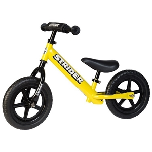 Strider Παιδικό Ποδήλατο Ισορροπίας, Yellow