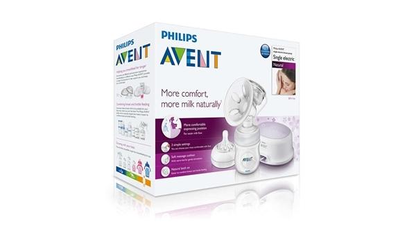 Philips Avent Ηλεκτρικό Θήλαστρο - Natural