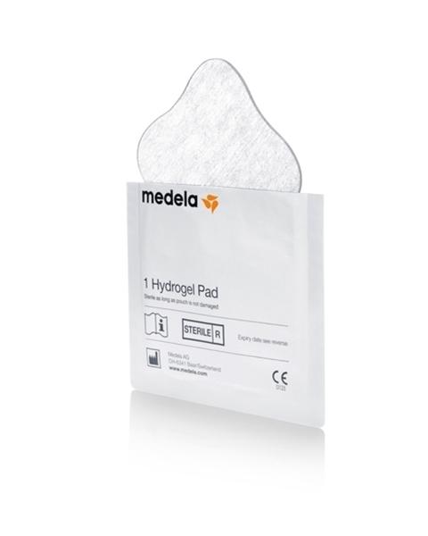 Medela Hydrogel Pads Επιθέματα Υγρής Γέλης 4 τεμ.
