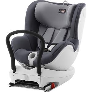 Britax Κάθισμα Αυτοκινήτου Dualfix 0-18 kg, Storm Grey