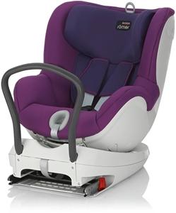 Britax Κάθισμα Αυτοκινήτου Dualfix 0-18 kg, Mineral Purple Δώρο Καρότσι Περιπάτου Britax