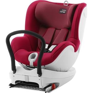 Britax Κάθισμα Αυτοκινήτου Dualfix 0-18 kg, Flame Red