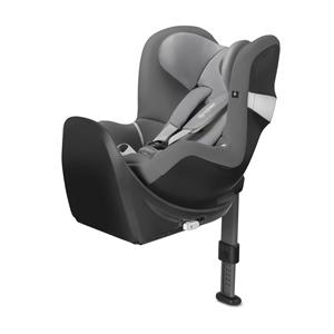 Cybex Παιδικό Κάθισμα ΑΥτοκινήτου Sirona M2, iSize, Manhatan Grey