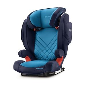 Recaro Παιδικό Κάθισμα Αυτοκινήτου Monza Nova 2 SeatFix, Xenon Blue