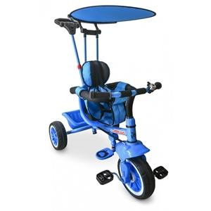 Just Baby Τρίκυκλο Ποδήλατο Leader, Blue