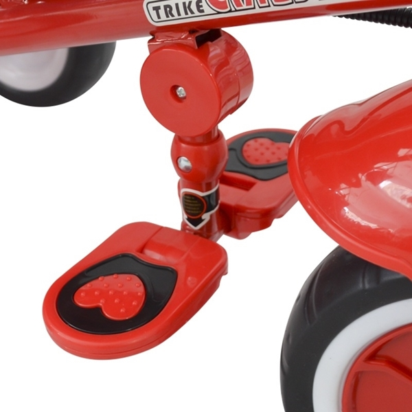 Just Baby Τρίκυκλο Ποδήλατο Leader, Red