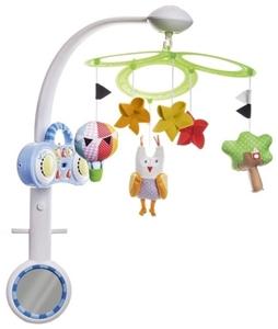 Taf Toys Μουσικό Παιχνίδι Κούνιας Mp3 Stereo Mobile Owl