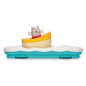 Taf Toys Μουσικό Παιχνίδι Musical Boat Cot Toy 0M+