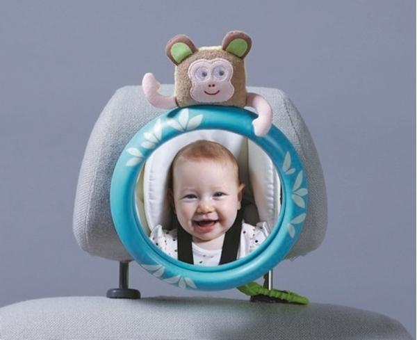 Taf Toys Καθρέπτης Αυτοκινήτου Tropical Mirror