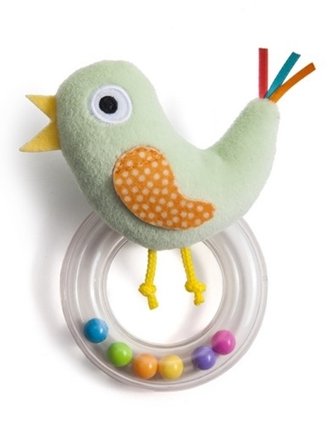 Taf Toys Κουδουνίστρα Cheeky Chick Rattle