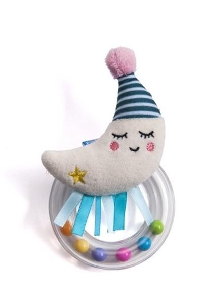 Taf Toys Κουδουνίστρα Mini Moon Rattle