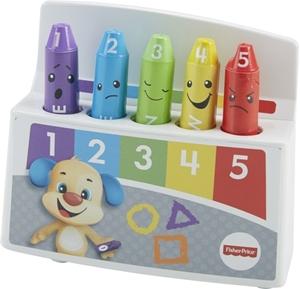 Fisher Price Laugh & Learn Εκπαιδευτικά Χρώματα #FBP60