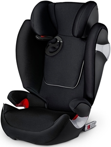 Cybex Παιδικό Κάθισμα Solution M-Fix, 15-36 kg. StrarDust Black